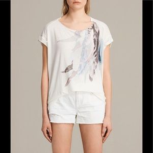 All Saints Flight Pina Tee